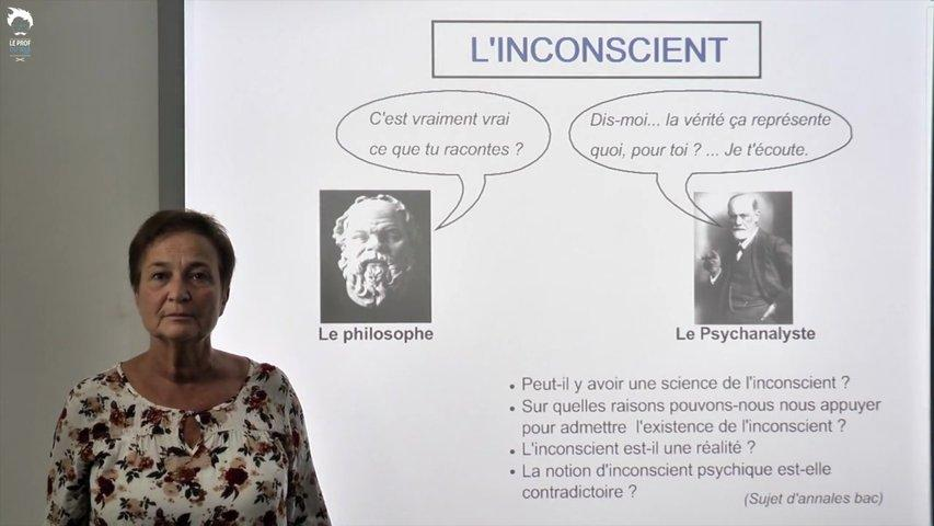 Le philosophe interroge le psychanalyste