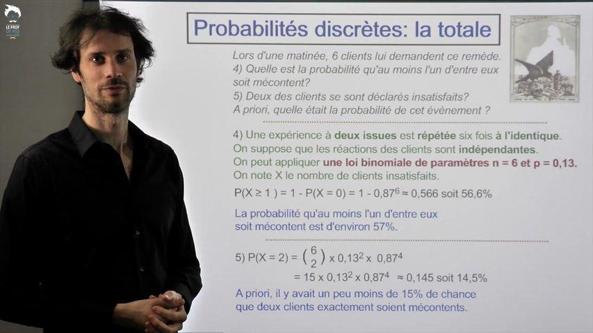 Problème de synthèse : conditionnelle, binomiale et espérance