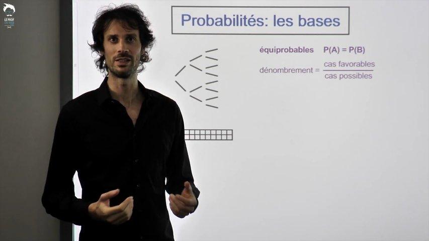 Les bases des probabilités - 3/3