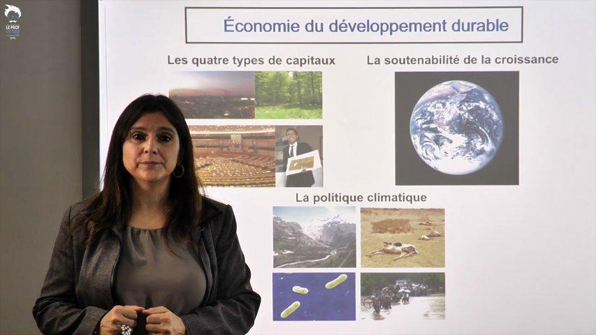 Développement durable : les enjeux économiques