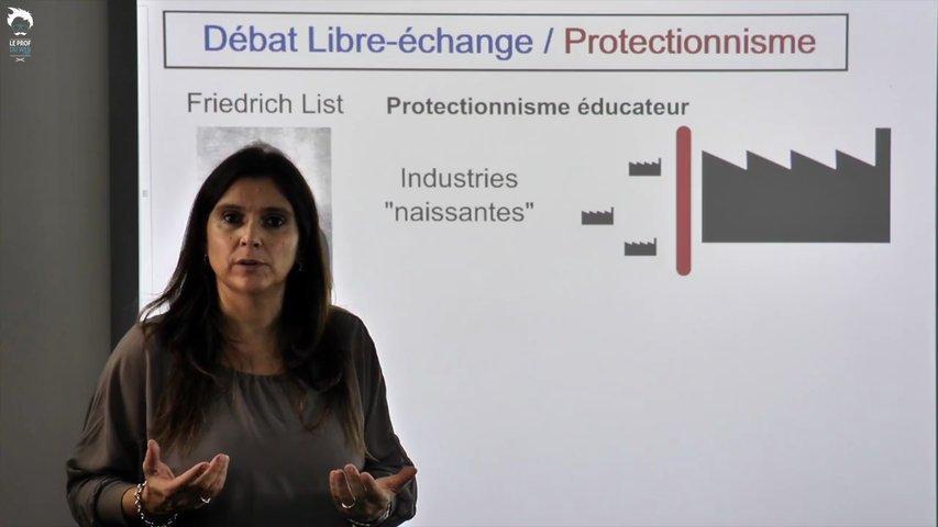 Débat libre-échange / Protectionnisme 2/2