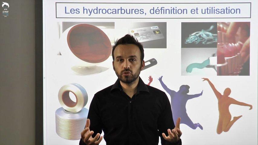 Que sont les hydrocarbures ?