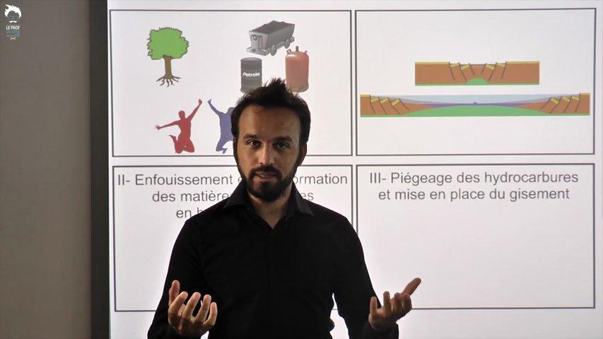 La connaissance de la tectonique des plaques a facilité la recherche d