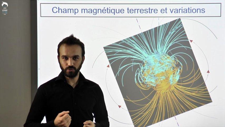 L'hypothèse d'une expansion océanique