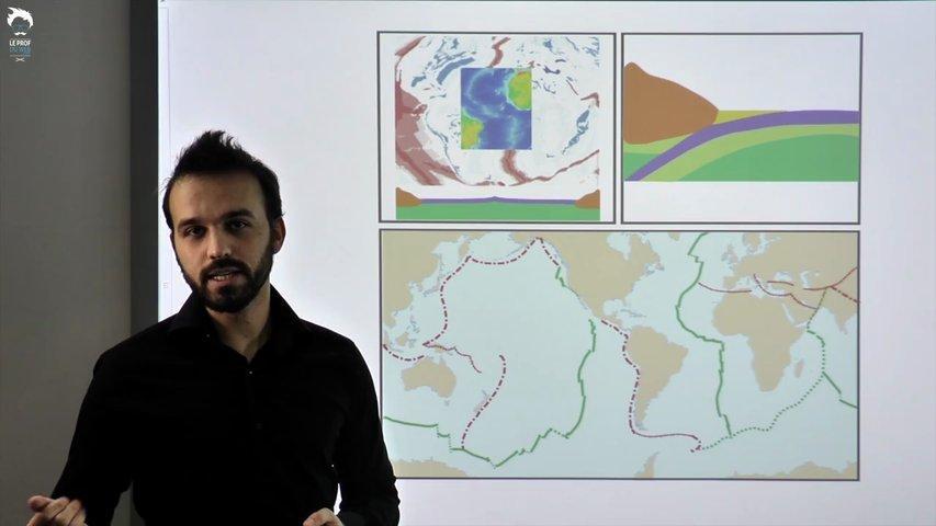 Comprendre la tectonique des plaques