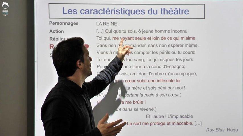 Les registres au théâtre 2/2
