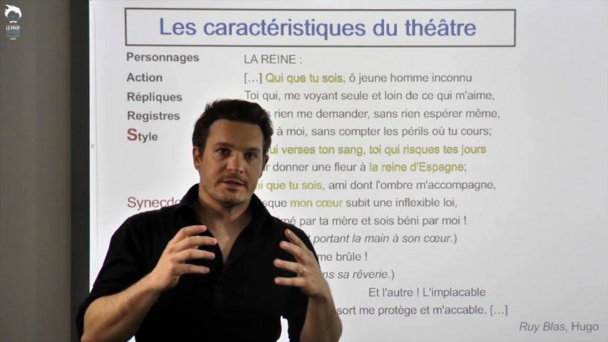 Le style au théâtre