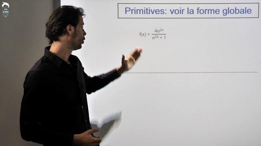Primitive : la forme globale