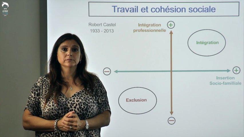 Travail et cohésion sociale