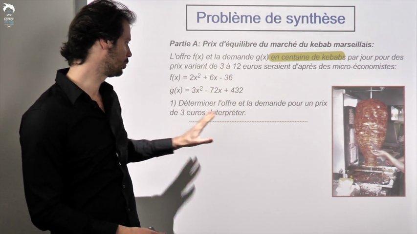 Problème de synthèse