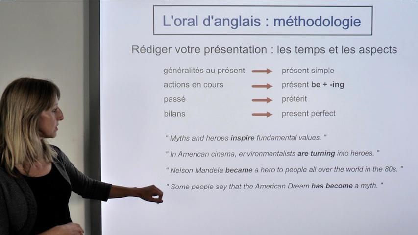 Oral d'anglais : méthode pour éviter les erreurs courantes