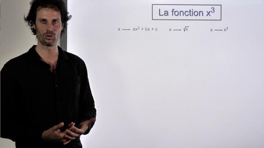 Fonction Cube