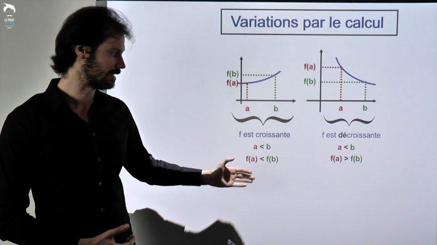 Variations par le calcul