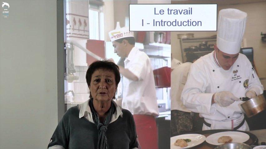 Le Travail : introduction