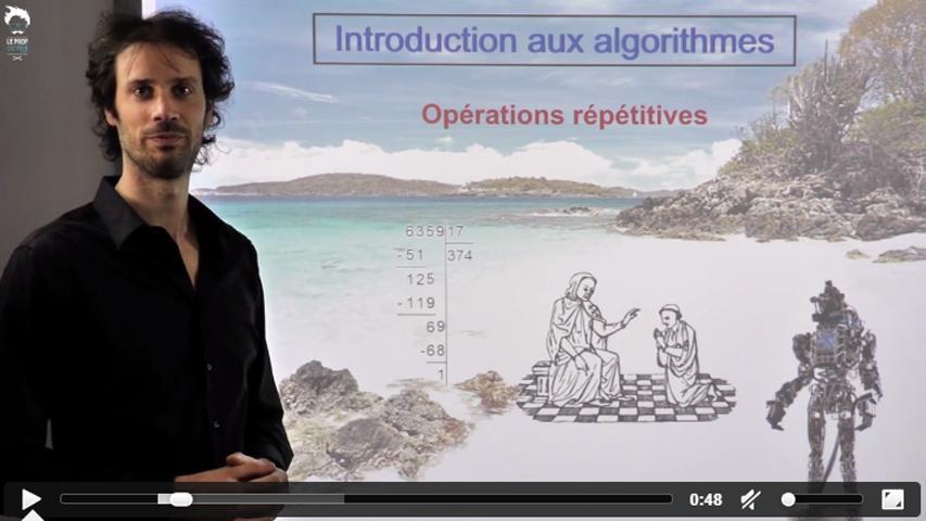 TI-Nspire - Le point sur les algorithmes