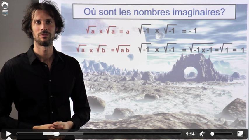 Complexes : Les nombres imaginaires