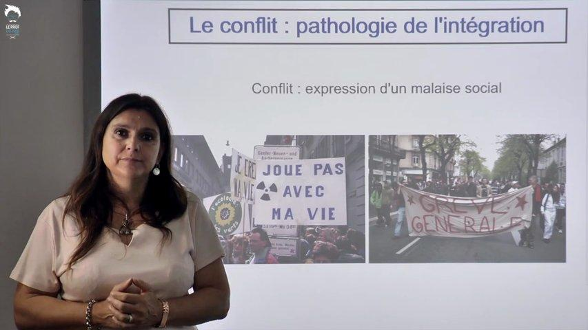 Le conflit: Pathologie de l'intégration