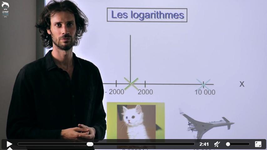 Introduction aux logarithmes