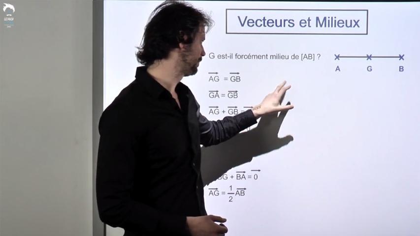 Vecteurs et milieu