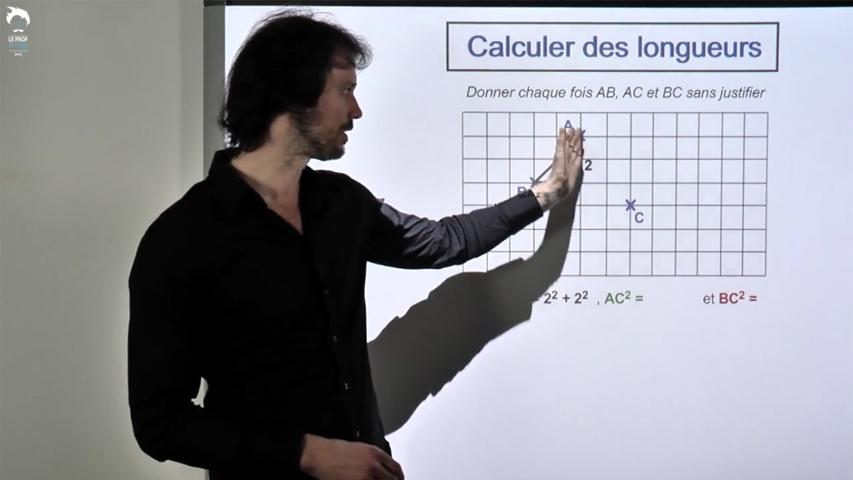 Formule de la longueur. Applications
