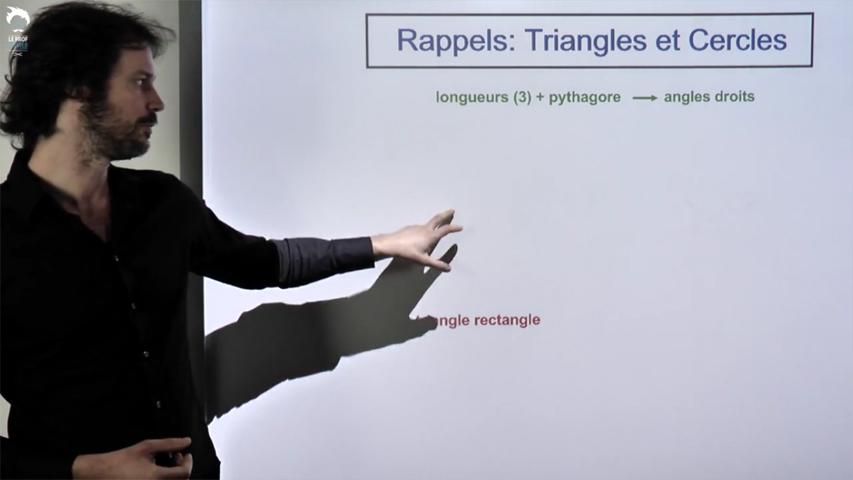 Triangles et cercles
