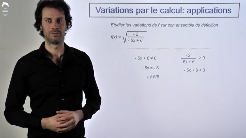 Variations par le calcul : applications 2