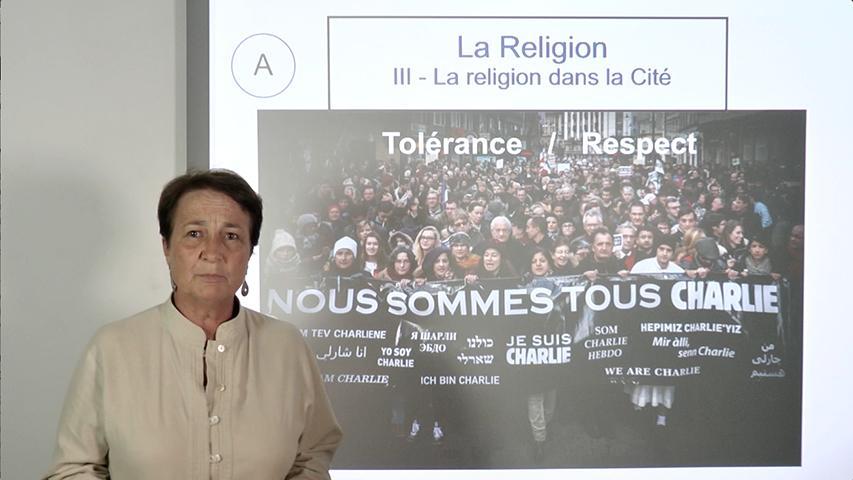 La religion dans la Cité