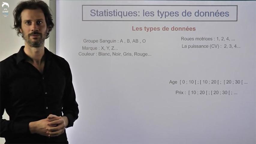 Introduction aux statistiques