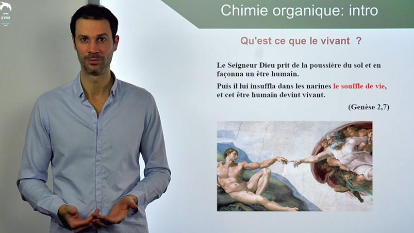 Introduction à la chimie organique