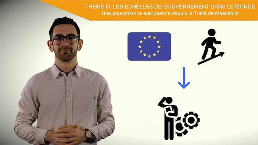 Une gouvernance européenne depuis le traité de Maastricht (1992) : introduction