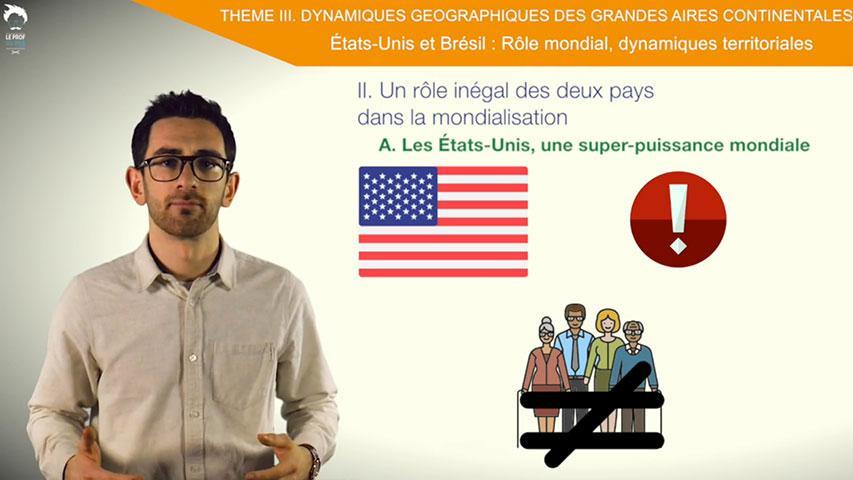 Un rôle inégal dans la mondialisation