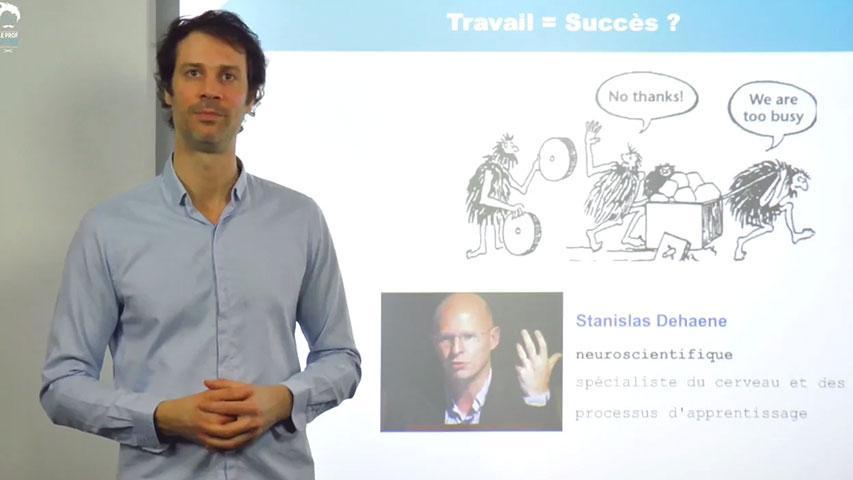 Est-ce que travail égal succès?